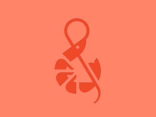 Shrimpersand by Jay Fletcher⠀⠀⠀⠀⠀⠀⠀⠀⠀ ⠀⠀⠀⠀⠀⠀⠀⠀⠀ ⠀⠀⠀⠀⠀⠀⠀⠀⠀ ⠀⠀⠀⠀⠀⠀⠀⠀⠀ #logo #design #branding #logotype #shape #logodesign #graphicdesign #artist ⠀⠀⠀⠀⠀⠀⠀⠀⠀ ⠀⠀⠀⠀⠀⠀⠀⠀⠀ ⠀⠀⠀⠀⠀⠀⠀⠀⠀ ⠀⠀⠀⠀⠀⠀⠀⠀⠀ https://Ramotion.com?utm_source=pintrst