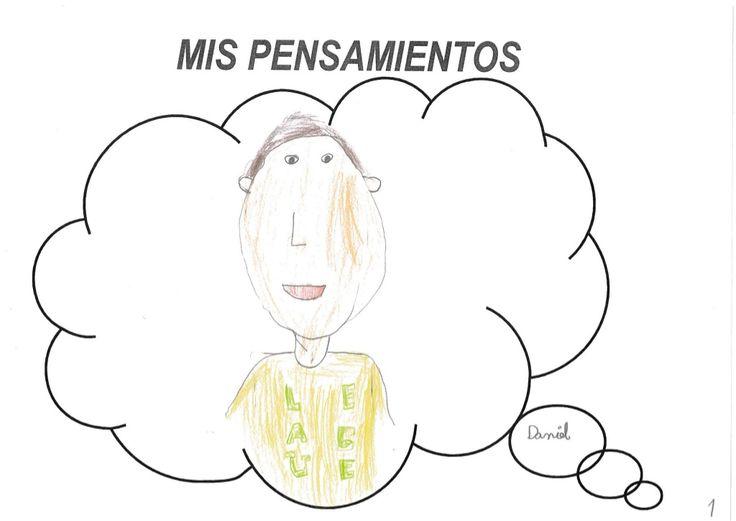 Daniel.  Auto-Descripción. 3r B CURS 2014-15 by Pilar Garcia Mor via slideshare