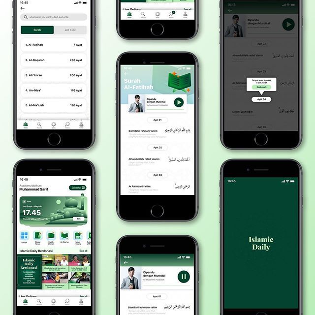 Asset In The Link Https Dribbble Com Felixgerlach Stand Up For Still Crafting Hapy Fasting Guys Muslim In 2020 App Design Digital Design Web Design