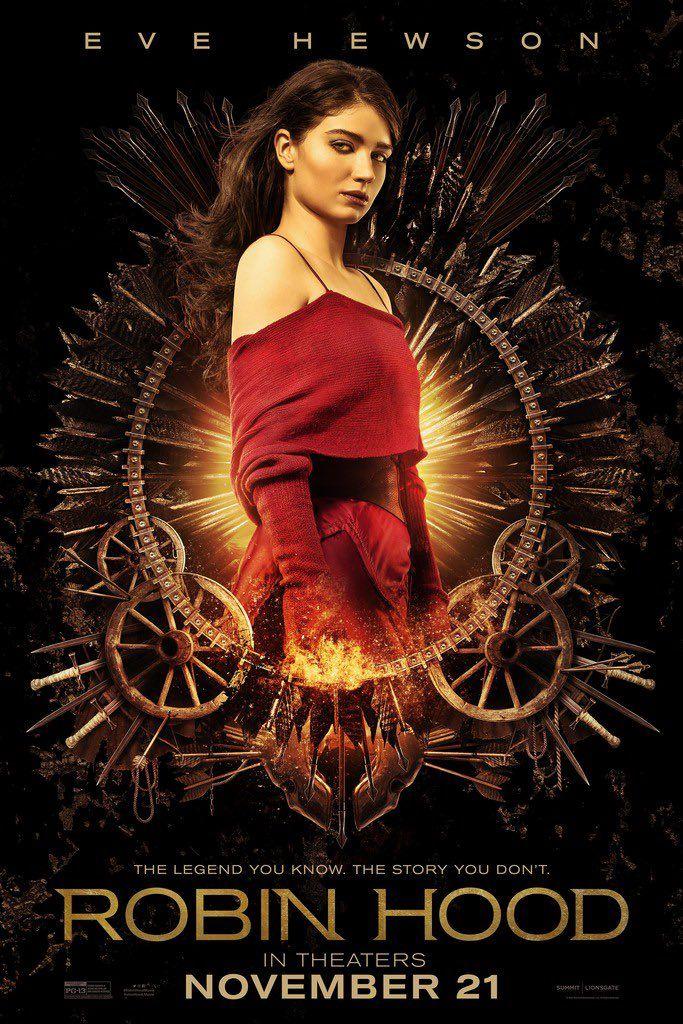 Confira O Novo Poster Com Eve Hewson 21 Setembro Nos Cinemas