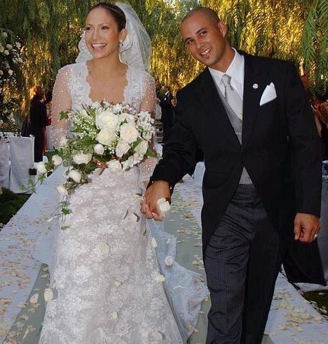 Fotos Bodas Famosas Bodas Reales Bodas Actrices Bodas Originales Vestidos Trajes: Boda Jennifer Lopez y Cris Judd