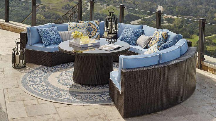 Pasadena Modular Outdoor Collection Sofas Outdoor And