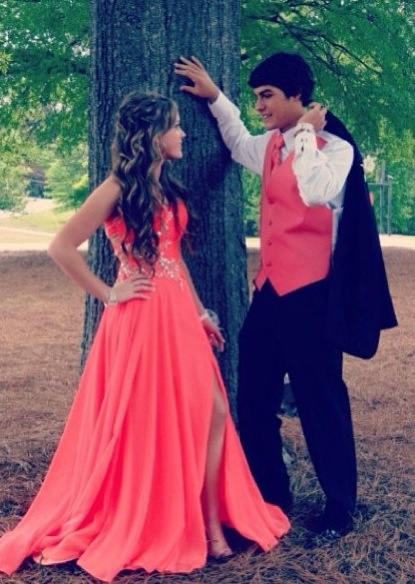 Cute Prom Couples