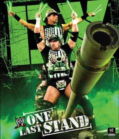 WWE:ONE LAST STAND