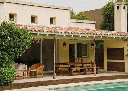 Galería de casa estilo actual campo, por Estudio Clariá Arquitectura. www.PortaldeArquitectos.com