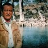 Still of John Wayne in The Alamo