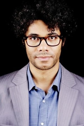 Richard Ayoade.  SO funny!!!  Great British Actor/Comedian/Writer....you get the idea