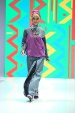 Indonesian Islamic Fashion Fair 2013