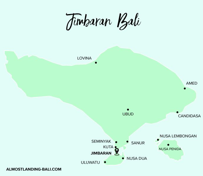Jimbaran Bay Travel Guide | Almost Landing - Bali