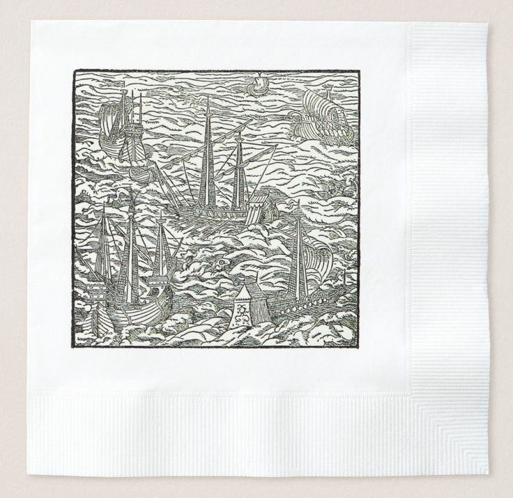 Maritime Heritage Luncheon Paper Napkins Vintage vessels history print. Ideal for history-themed parties or museum events. Your choice of white or ecru colored napkins. Coined or standard napkin styles available. Sold in quantities of 50 https://www.zazzle.com/maritime_heritage_luncheon_paper_napkins-256571557462367845 #napkin #museum #ship #historical #part