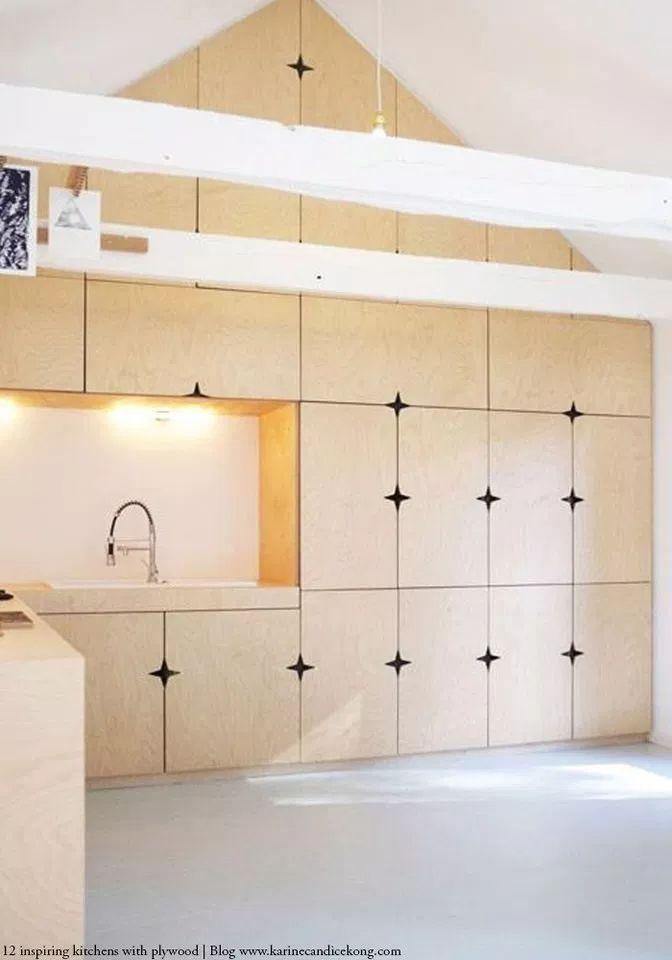 So kreieren Sie eine atemberaubende Sperrholzküche: 12 inspirierende Ideen
