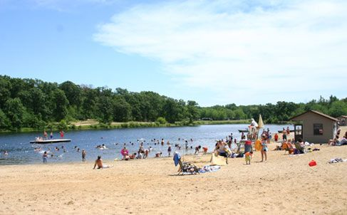 Woodhaven Lakes Is A Private Gated Recreational Camping