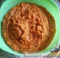 Фото к рецепту: Кабачковая икра вкусненькая