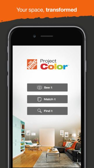 Project Color™ by The Home Depot by The Home Depot, Inc great app!!!!.