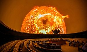 Groupon - Planetarium Show for Two or Four at Fernbank Science Center (Up to 46% Off) in Druid Hills. Groupon deal price: $9