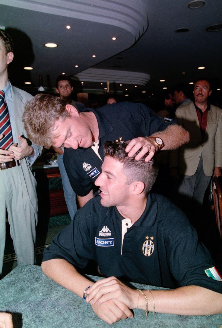 Alessandro Del Piero, Didier Deschamps, Juventus