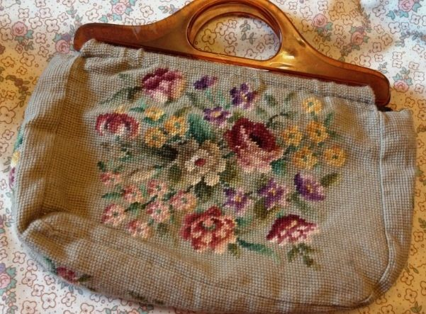 Vintage Knitting Bag : Best images about knitting bags on pinterest hand