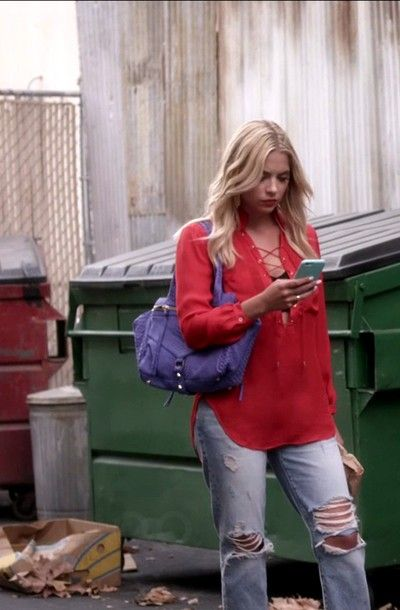 Hanna Marin in Pretty Little Liars S06E15