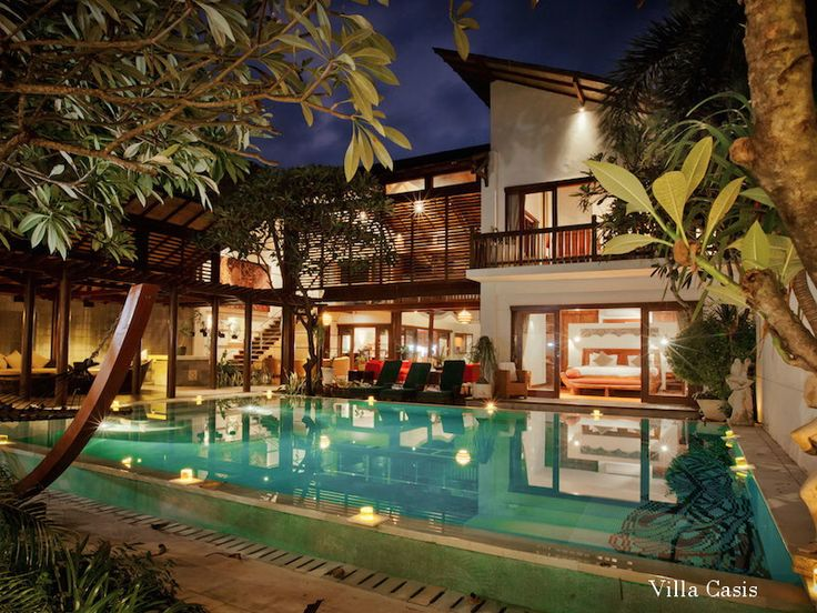 Villa Casis - Sanur Sanur - 6 Bedrooms - Surrounding : Near the Beach  http://www.beyondvillas.com/villa-for-wedding/317/villa-casis