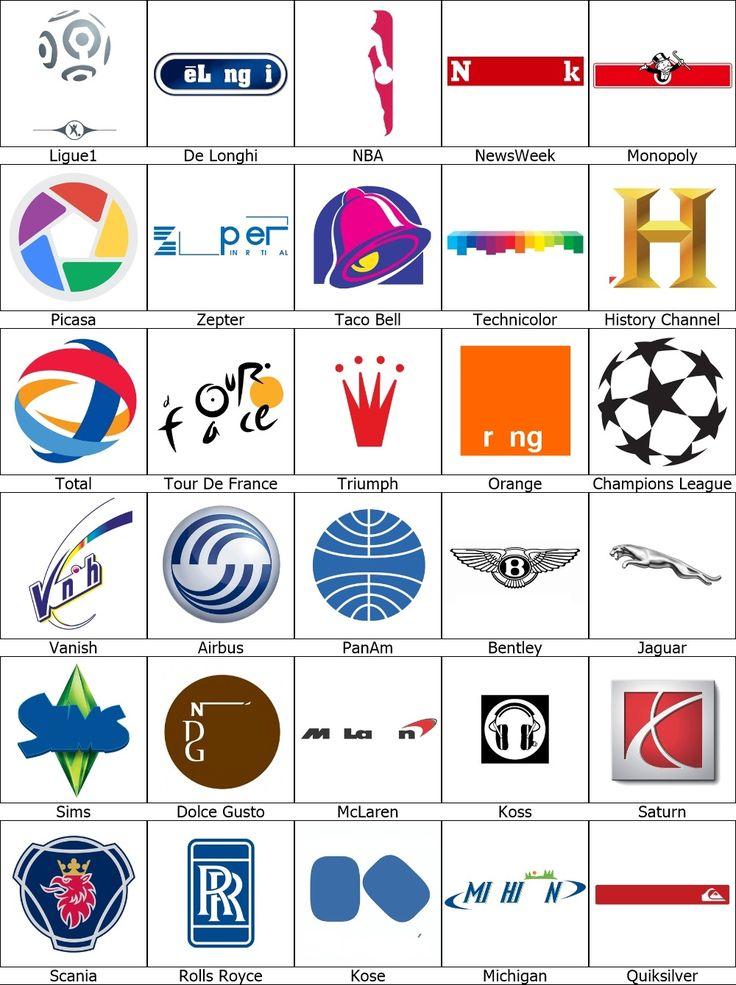 Level 4 Logo Quiz Answers Bubble Logo quiz, Logo quiz