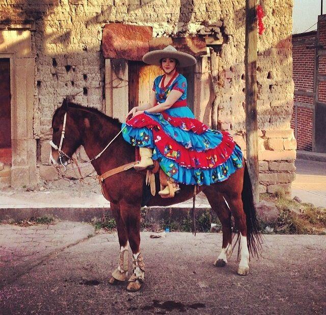 mujer mexicano