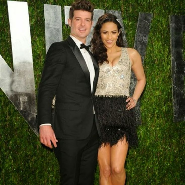 Did Paula Patton Leave Robin Thicke? Why a Woman Shouldn't Give Many Chances!