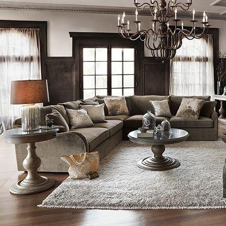 28 Light Grand Chandelier Rustic Industrial Living Room Cozy Rh Pinterest  Com