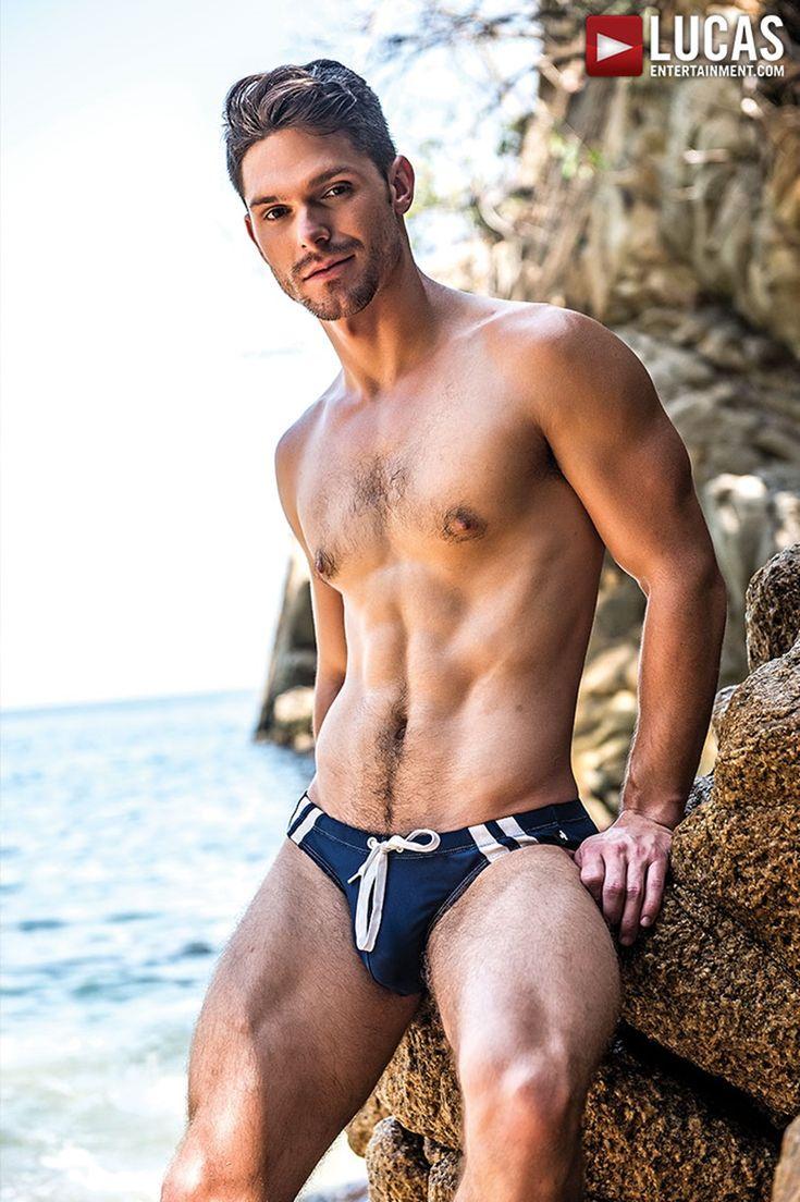 Devin Franco Speedo Stud  Sporty  Swimwear, Guys -6085