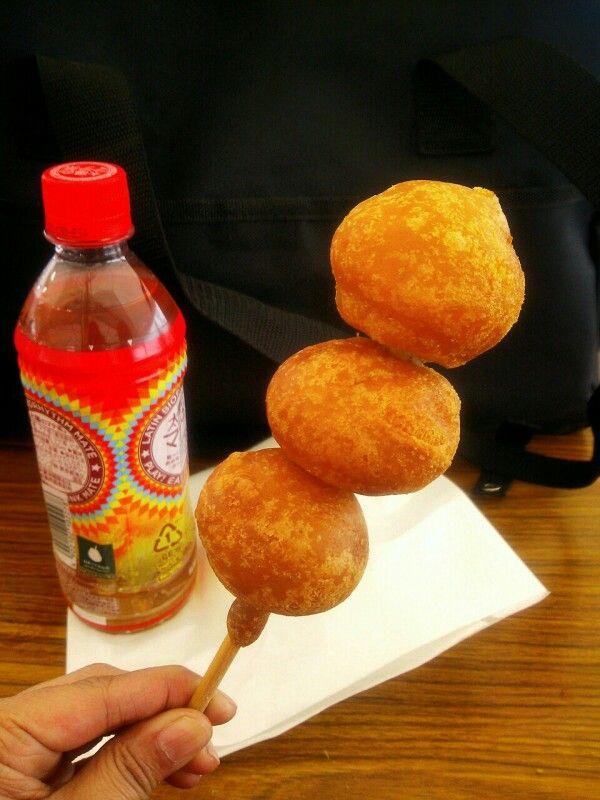あげいも(Japanese−fried potato)。