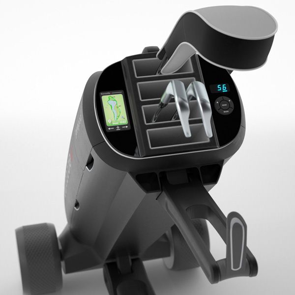 Cool Concept - Tour Caddie – ProPod Golf Trolley