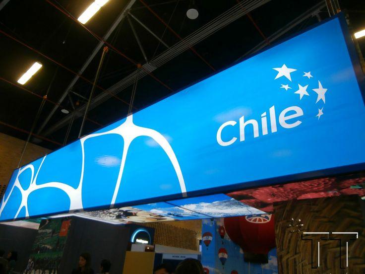Turismo Chile Anato 2014