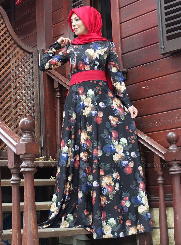 z-cicek-desenli-elbise--siyah--esra-ustun-99387-1.jpg (800×1080)