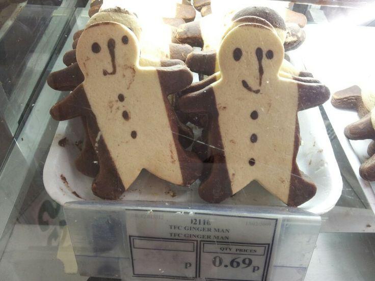 Cookies, Turkish market in Leytonstone