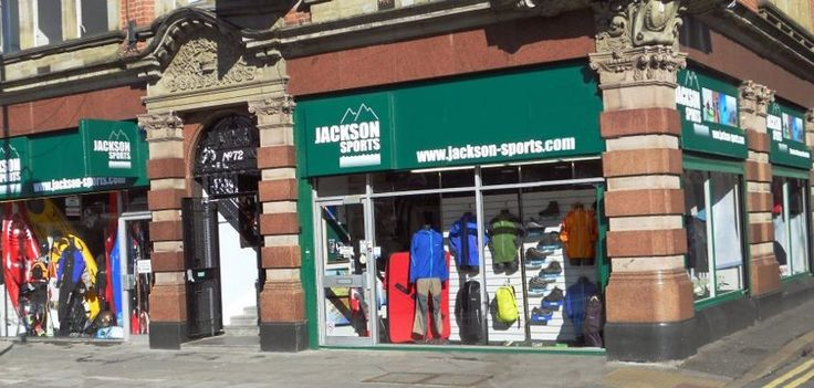 Jackson Sports in Belfast, City of Belfast