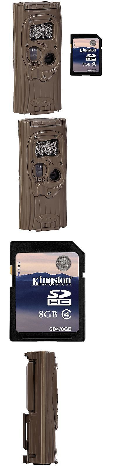 Game and Trail Cameras 52505: Cuddeback F2 Ir Plus 1309 Micro Infrared Trail Game Hunting Camera + Sd Card -> BUY IT NOW ONLY: $84.99 on eBay!