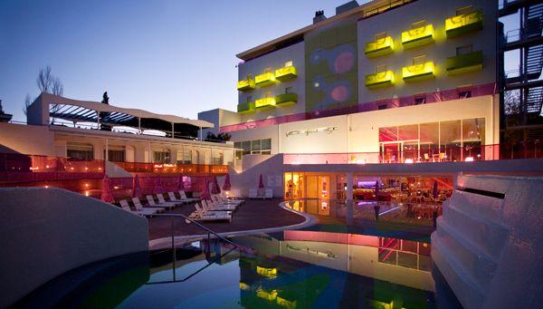 Semiramis Hotel Αθήνα: design ξενοδοχείο στην Κηφισιά από τον Karim Rashid