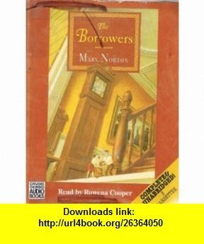 Borrowers [unabridged] [audio cassettes] ,   ,  , ASIN: B002FZOPO0 , tutorials , pdf , ebook , torrent , downloads , rapidshare , filesonic , hotfile , megaupload , fileserve
