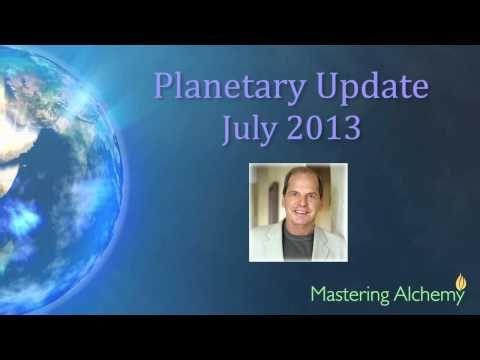 Planetary Update - July 2013