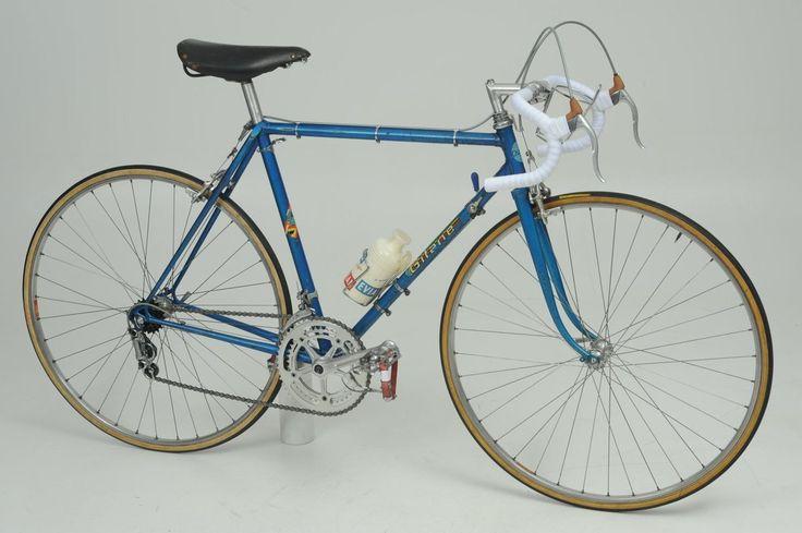 Vélo GITANE St Raphaël-Géminiani 1964