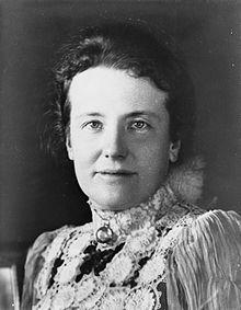Edith Kermit Carow Roosevelt (1901-1909