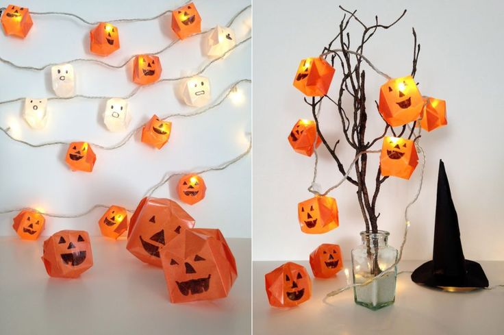 Share this on WhatsApp A spooky pumpkin patch is well-known accessory for the Halloween night. Instead of buying an expensive lighting especially for the night, how about creating handmade Halloween lights yourself with a scary pumpkin face? Sounds fun, right? Well, today we are going to tell few easy DIY steps to prepare a handmade ...