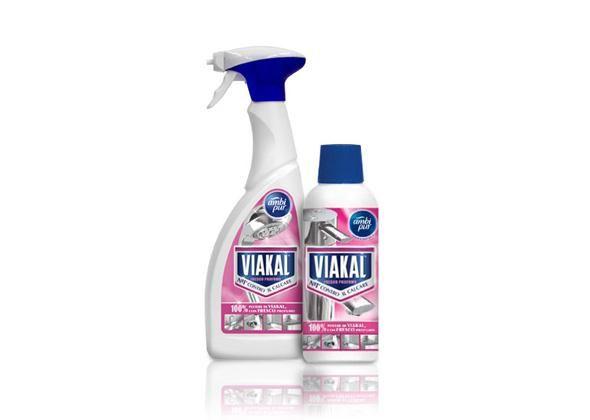 Come usare Viakal