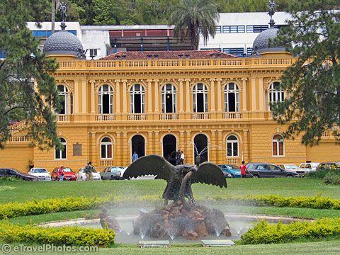 Palacio Rio Negro, Petropolis, Brazil