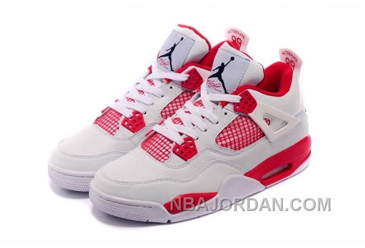 Air Jordan 4 White Red 2015. Adidas ShoesNike ...