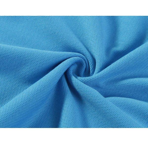 Mens Casual Solid Color Embroidery Quick Drying Breathable Short Sleeve T-shirt POLO Shirt at Banggood