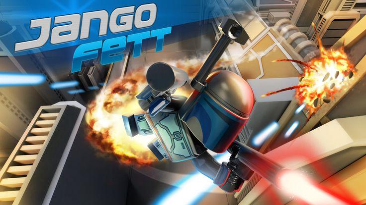 Lego Jango Fett by RobKing21 on DeviantArt
