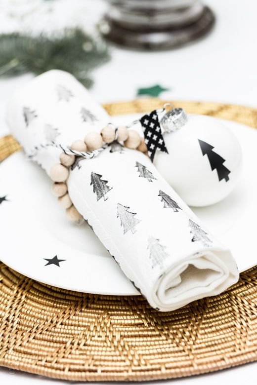 : Christmas Table Decorations, Sweet Tables, Diy'S, Christmas Tables, Banana Cakes, Diy Christmas Jul