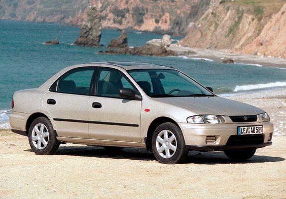 1996-1998  Mazda 323 S (BA)