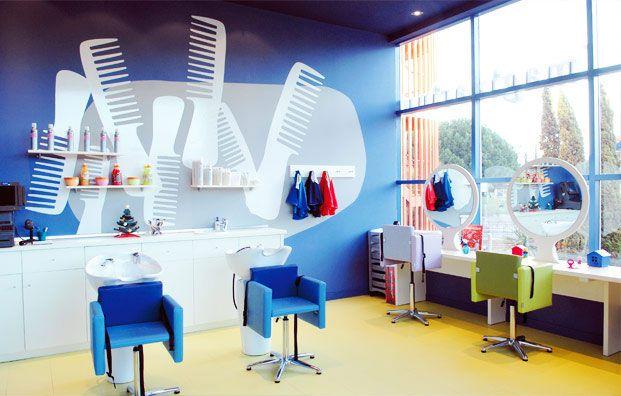 peluquerias para niños - Buscar con Google