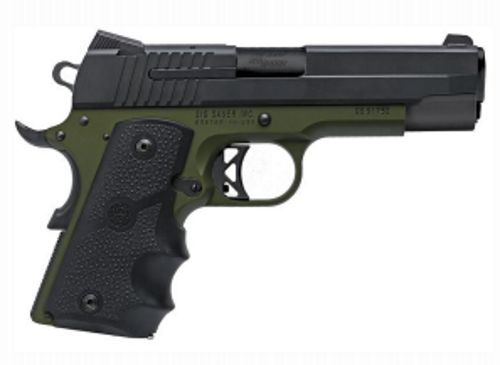 SIG SAUER 1911 COMPACT C3 (.45 ACP)Find our speedloader now!  http://www.amazon.com/shops/raeind